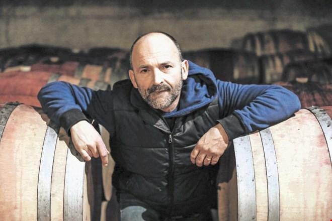 Matjaž Lemut, vinar: »V tujini vino pijejo, ker je dobro, ne ker je drugačno«