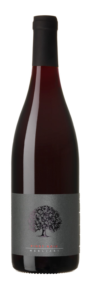 PINOT NOIR, MERLJAKI, BLACK LABEL 2016